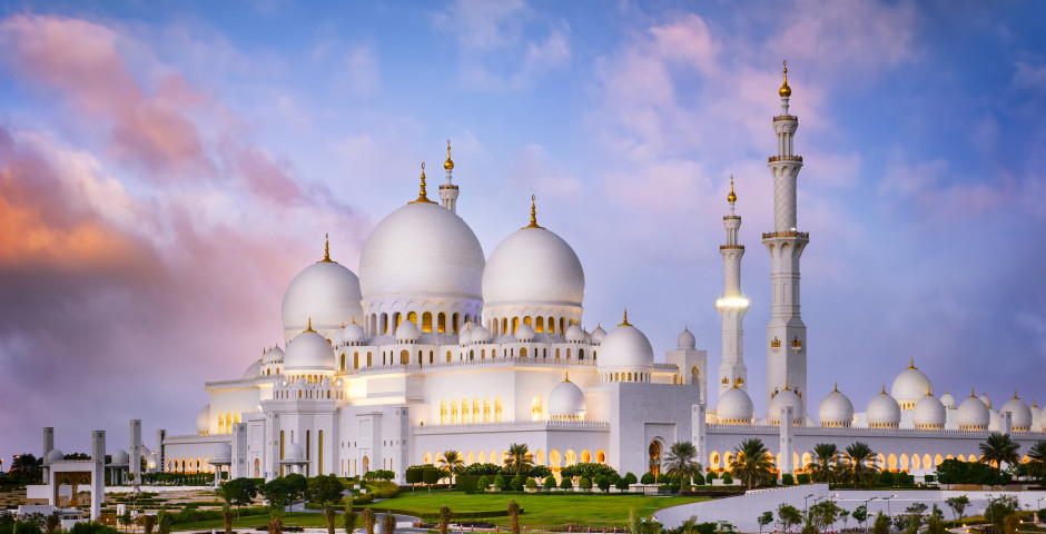 Dubai & Abu Dhabi entdecken