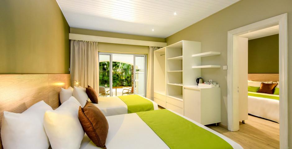 Familien-Appartements - Mauricia Beachcomber Resort & Spa - Appartements, Loft & Villa