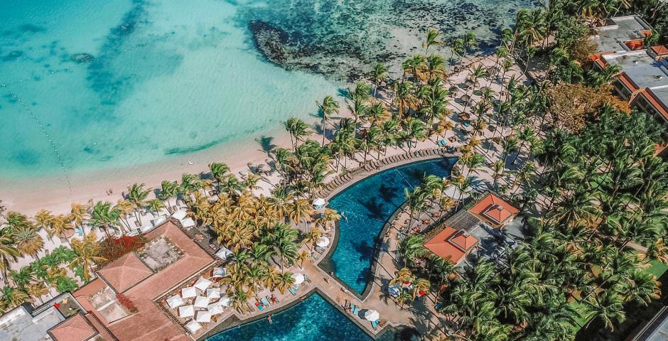 Mauricia Beachcomber Resort & Spa - Appartements, Loft & Villa