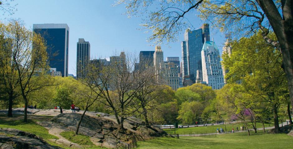 Central Park, New York - Beautiful Atlantic Coast
