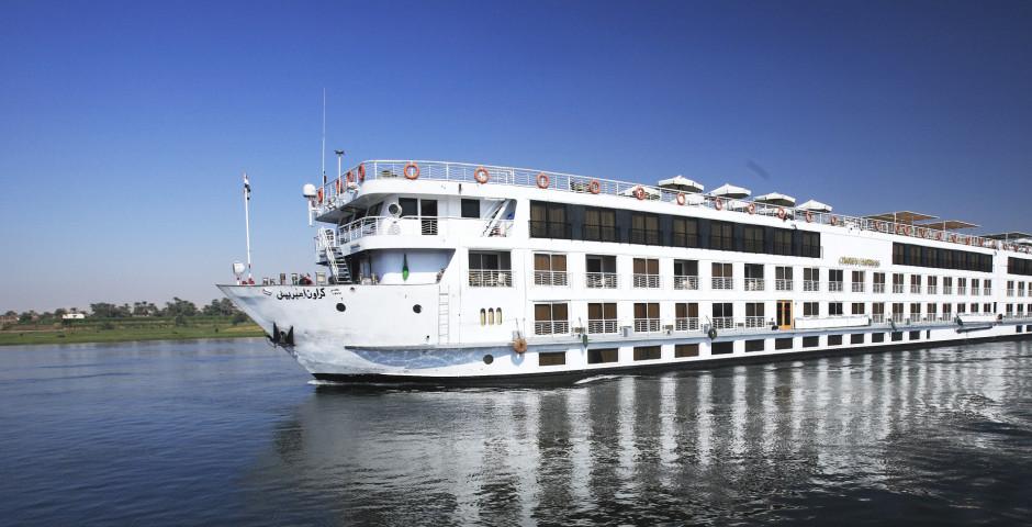 Découvrir la vallée du Nil et Hourghada