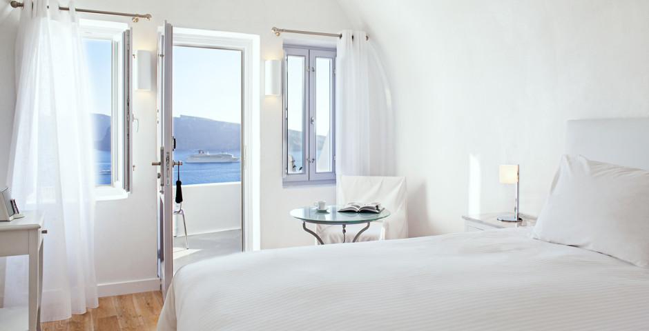 Doppelzimmer - Katikies Hotel
