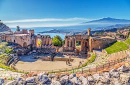 Les trésors culturels et naturels de Sicile avec voiture de location