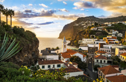 Charmantes Madeira inkl. Mietwagen