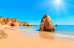 Trésors de l'Algarve avec voiture de location