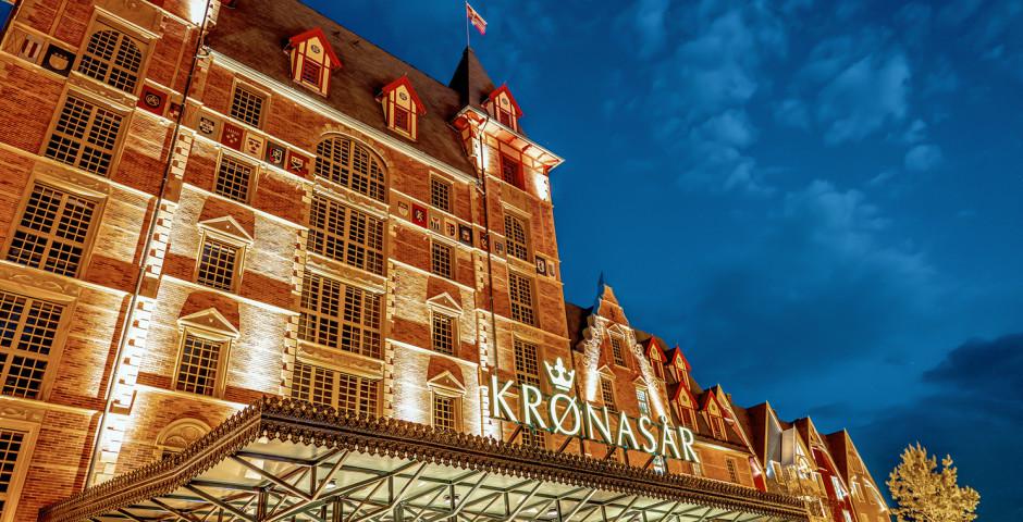 Krønasår – The Museum-Hotel - inkl. Eintrittstickets in den Europa-Park
