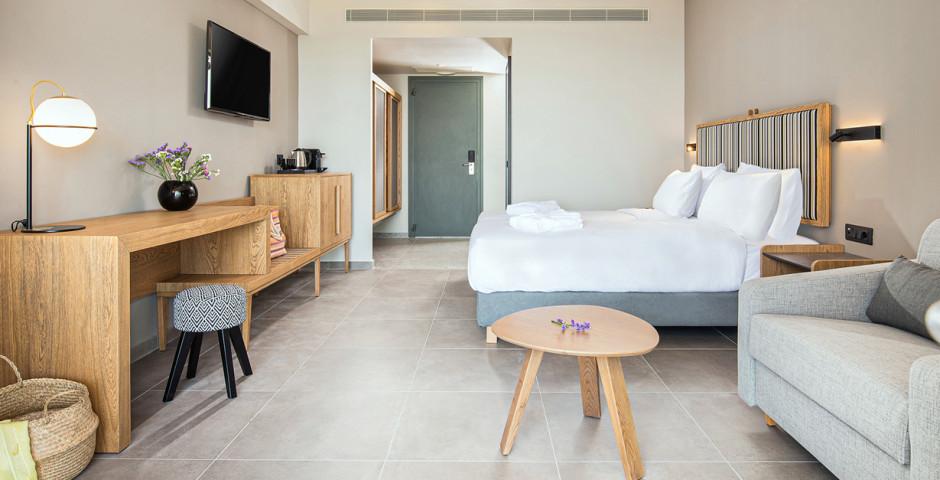 Doppelzimmer Superior - Hotel Portes Lithos Luxury Resort
