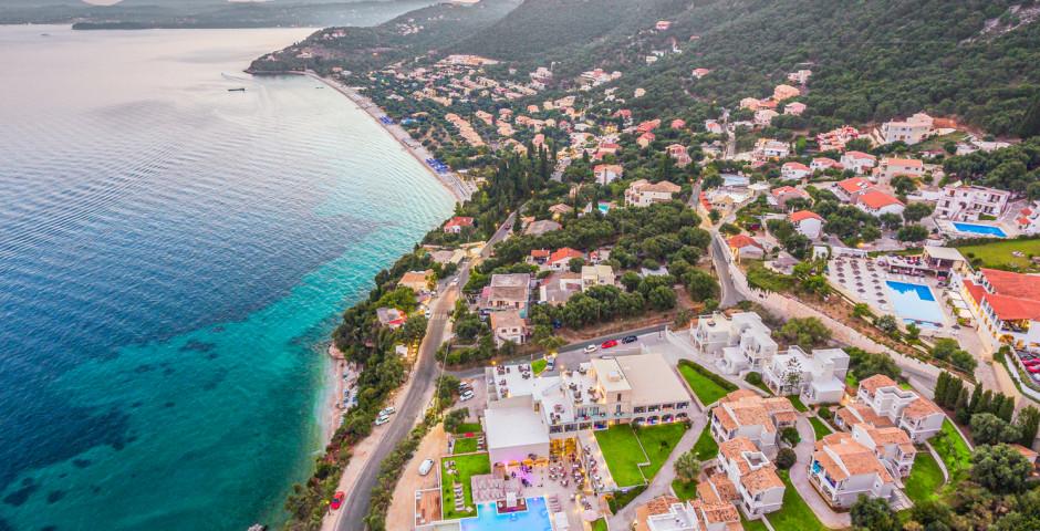 Golden Mare Barbati Hotel