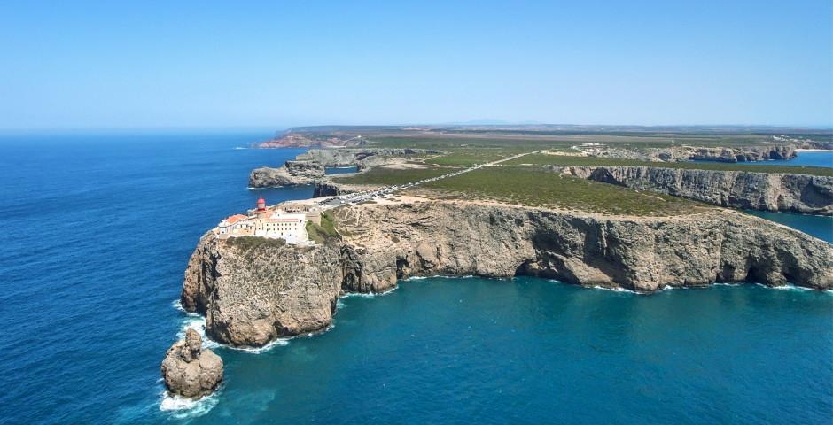 Cabo de São Vicente - Facettenreiche Algarve – Standortreise
