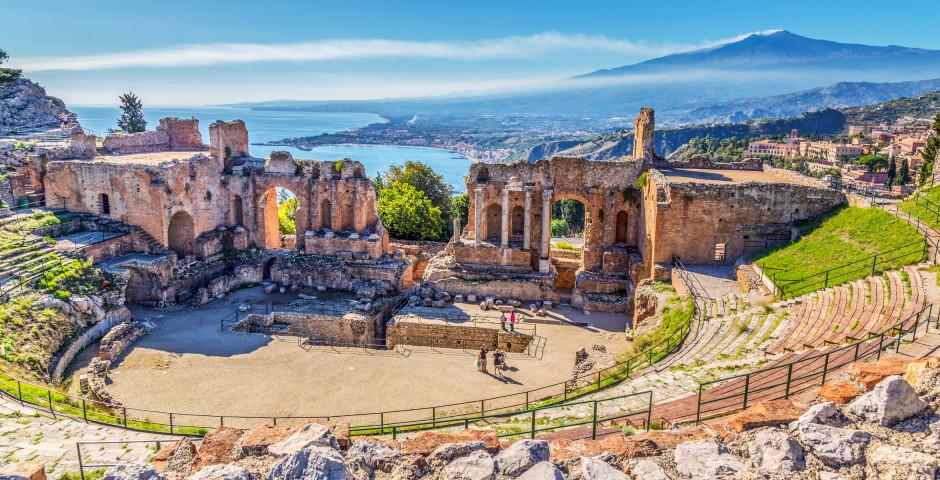 Circuitenvoituredelocation – Les trésors culturels et naturels de Sicile avec voiture de location