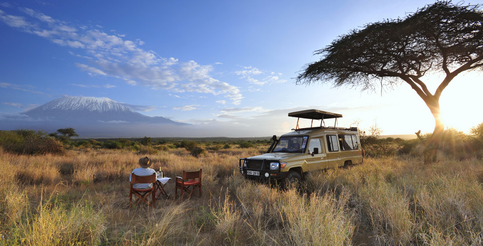 Rundreise Safari und Strand