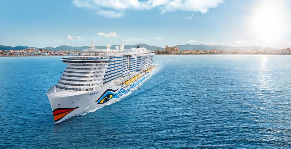 Kreuzfahrt Westliches Mittelmeer an Bord der AIDAnova