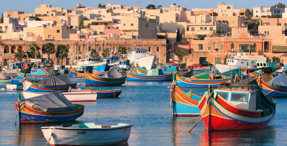 Mietwagenrundreise Bezauberndes Malta - inkl. Mietwagen