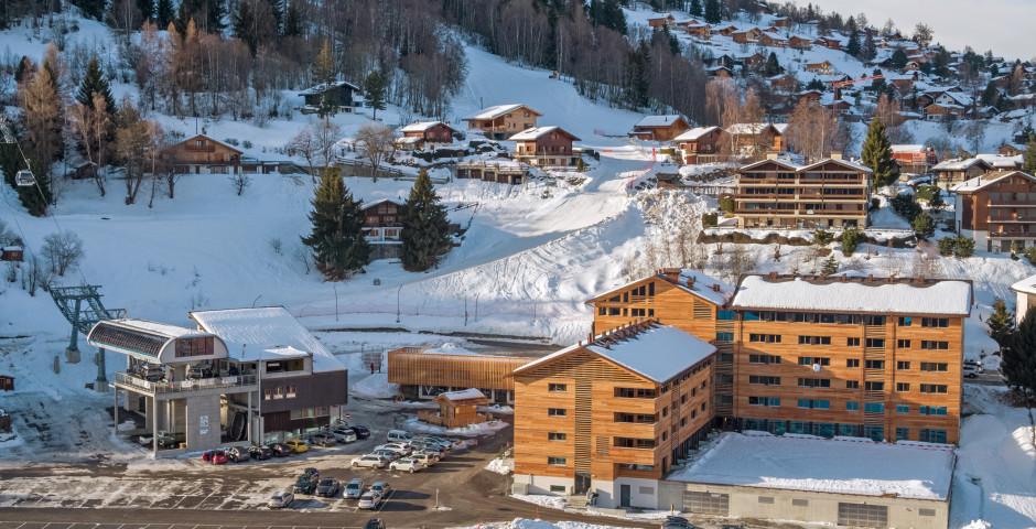 Swisspeak Resorts Vercorin - Skipauschale
