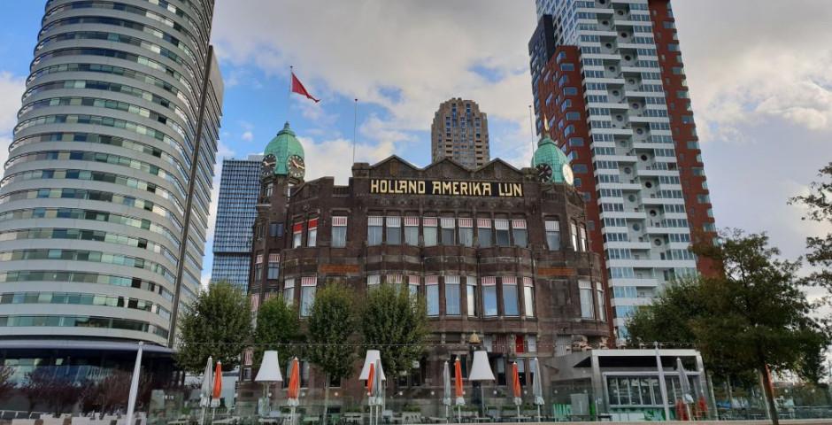 New York Rotterdam