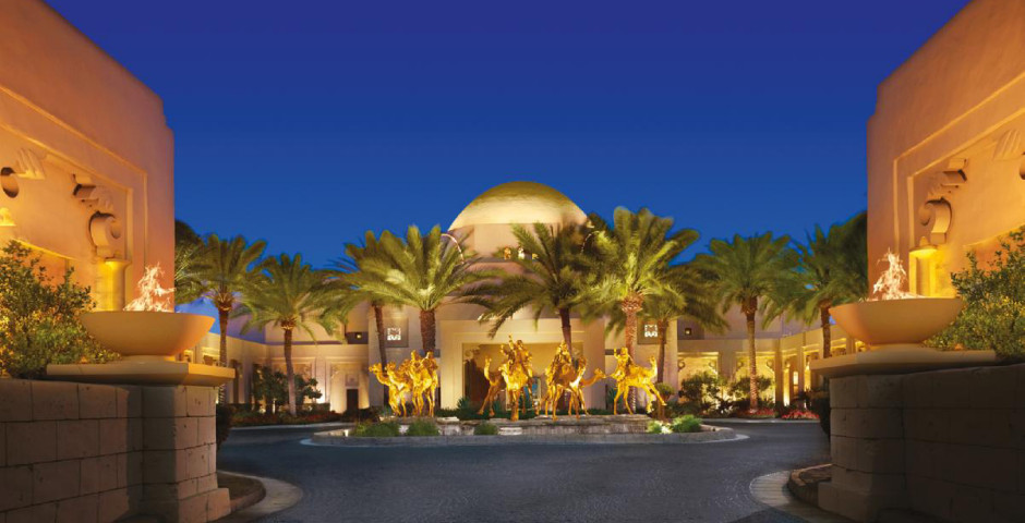 One And Only Royal Mirage - The Palace