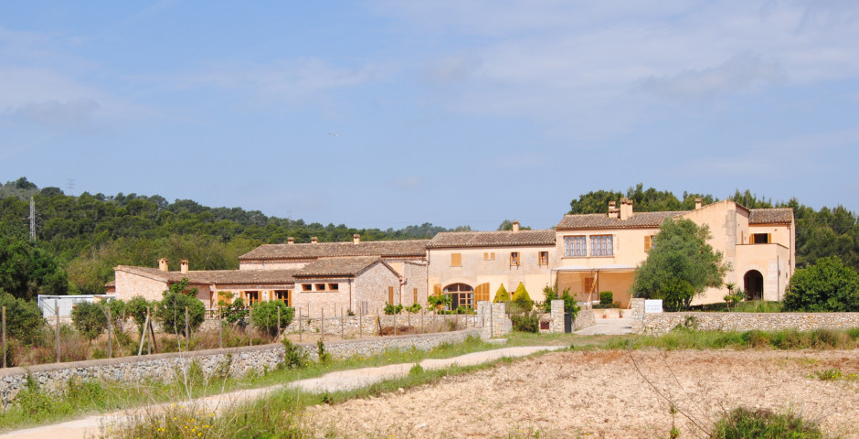 Hôtel Rural Es Riquers