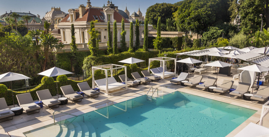 Hôtel Metropole Monte Carlo