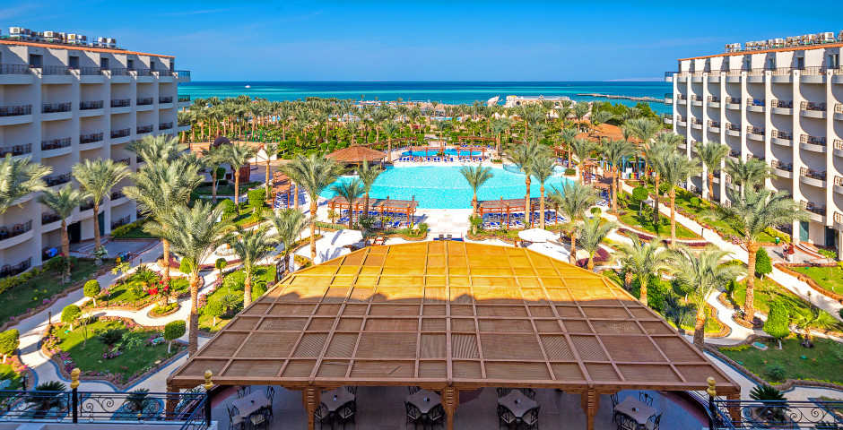 Hawaii Le Jardin Aqua Park Resort Hurghada