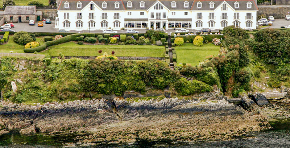 The Bayview Hotel at Ballycotton