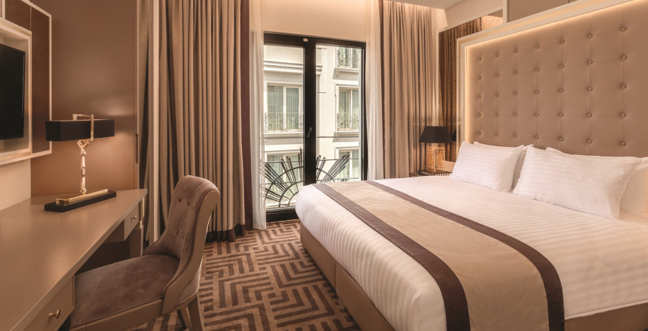 Ramada Hotel And Suites Istanbul Golden Horn