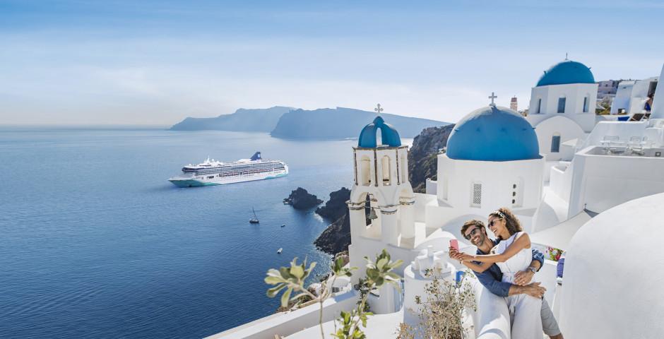 Griechische Inseln Norwegian Spirit