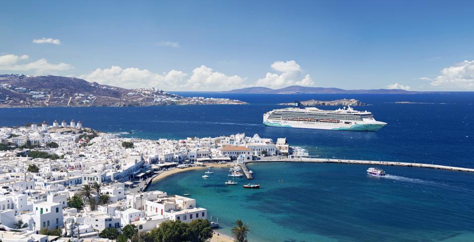 Israel & Zypern Norwegian Spirit