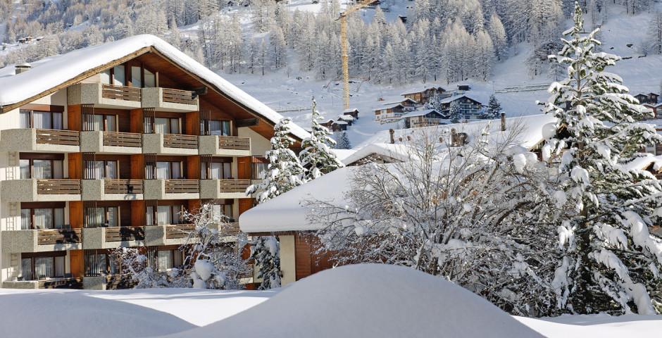 Hôtel Ambassador Zermatt - forfait ski