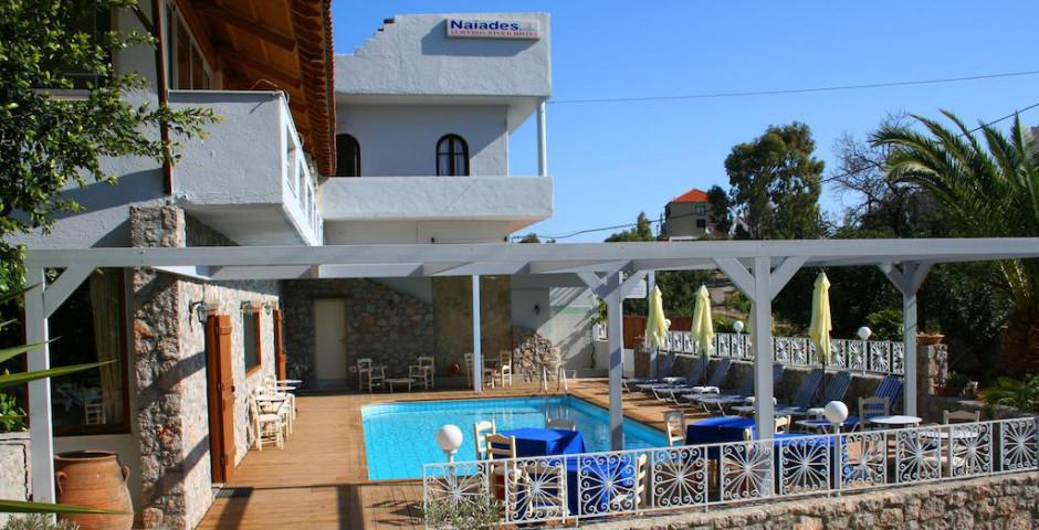 Naiades Almyros River Hotel