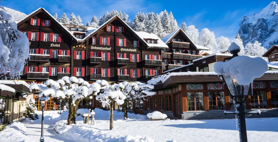 Romantik Hotel Schweizerhof Grindelwald