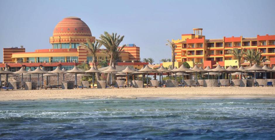 Malikia Resort Abu Dabbab