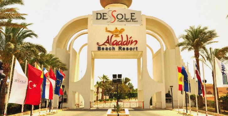 Bild 17084371 - Dessole Aladdin Beach Resort