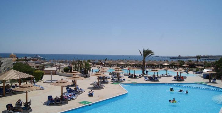 Bild 17084381 - Dessole Aladdin Beach Resort