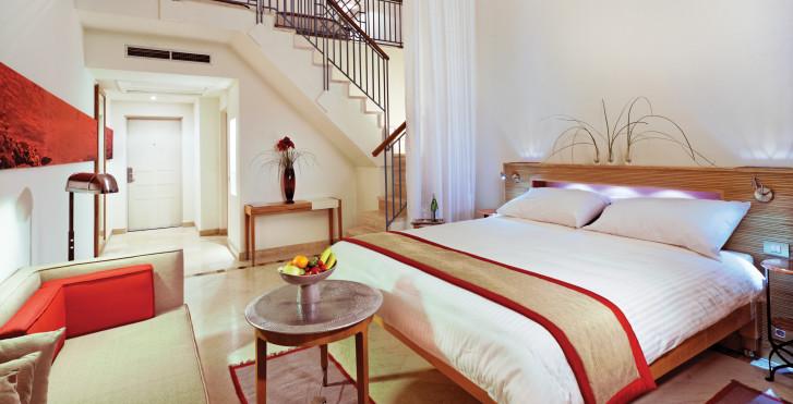 Familienzimmer Lagunensicht - Mövenpick Resort & Spa El Gouna