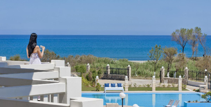 Bild 23788411 - Chryssana Beach Hotel