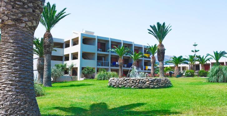 Bild 13661389 - Dessole Malia Beach Hotel