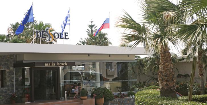 Bild 13661421 - Dessole Malia Beach Hotel