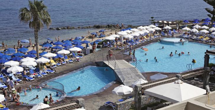 Bild 13661396 - Dessole Malia Beach Hotel