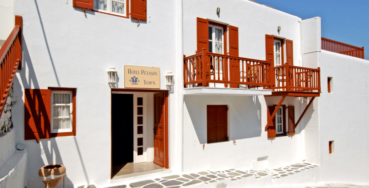 Image 7922368 - Petasos Town Hotel