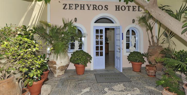 Bild 23178375 - Hotel Zephyros