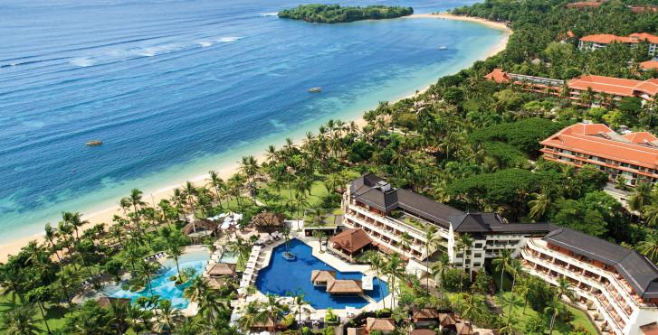 Bild 31347771 - Nusa Dua Beach Hotel & Spa