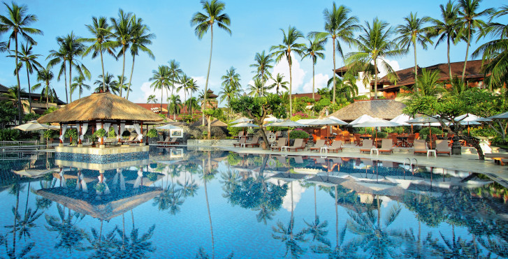 Bild 31347775 - Nusa Dua Beach Hotel & Spa