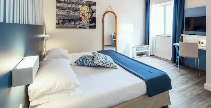 DoppelzimmerNewDeluxeVilla - Atahotel Naxos Beach
