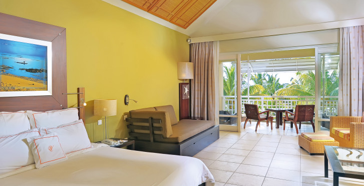 Deluxe-Zimmer - Victoria Beachcomber Resort & Spa