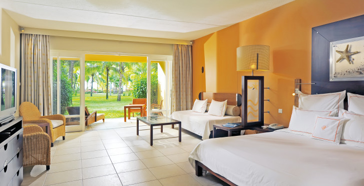 Superior-Ground-Floor-Zimmer - Beachcomber Le Victoria