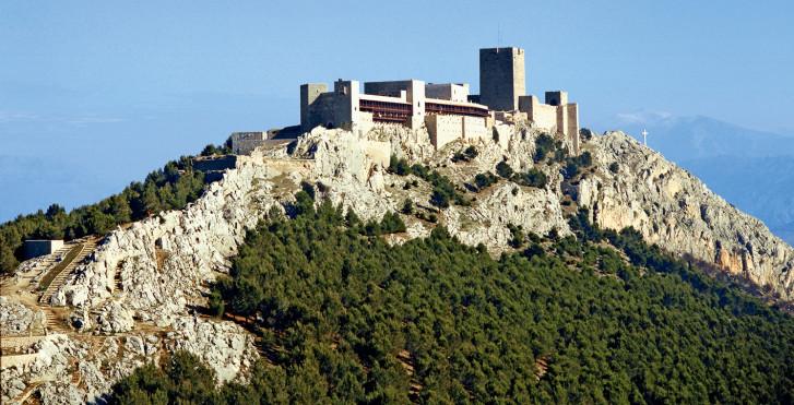 Bild 12461307 - Parador Jaén