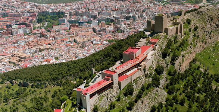 Bild 12461313 - Parador Jaén