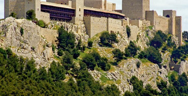Bild 12461315 - Parador Jaén