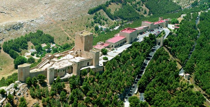 Bild 12461317 - Parador Jaén