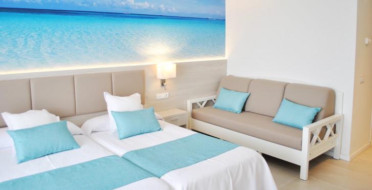 Bild 24654619 - Aparthotel Paguera Beach
